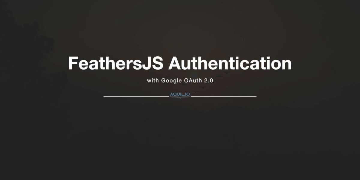FeathersJS and Google OAuth 2 0 | Aquil io | JavaScript Consulting